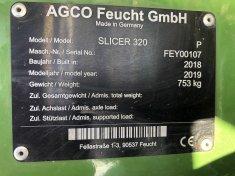 Fendt Slicer 320