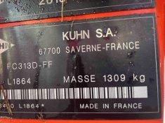 Kuhn FC 313 D