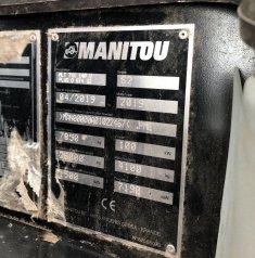 Manitou MLT 741-140 V+