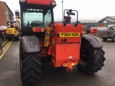 Manitou MLT 735 Elite 120 PS