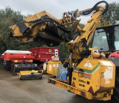 McConnel PA 500M Hedgecutter