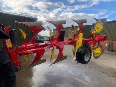 Pottinger Servo 25 plough