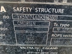 Valtra N174A